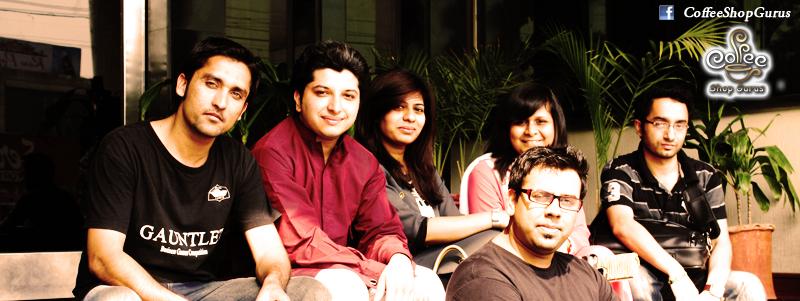 Team   Coffee Shop Gurus